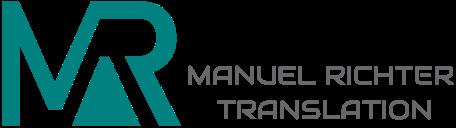 Manuel Richter Translation Logo